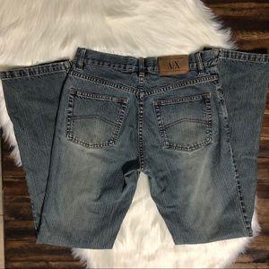 Armani Exchange Jeans - Armani Exchange Jeans Straight Leg size 6 #5J40ZMA